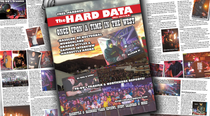 Download Issue 3 of The Hard Data