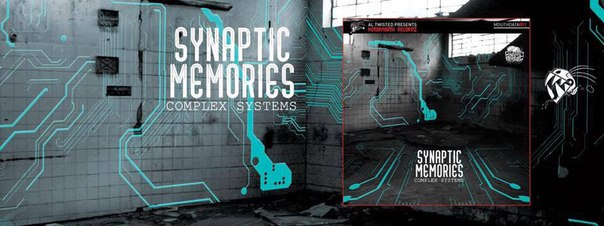Synaptic Memories – Tripped – Invisible – Complex Systems EP