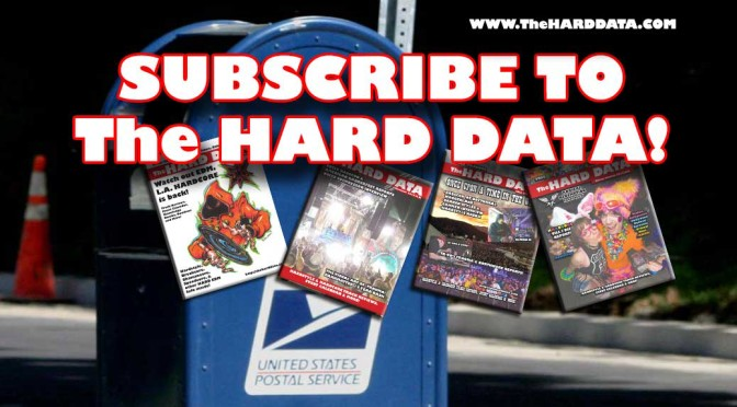 Subscribe to The HARD DATA!
