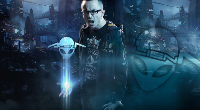 Alien T: Interview from Trauma: Harder Styles Tour 2016