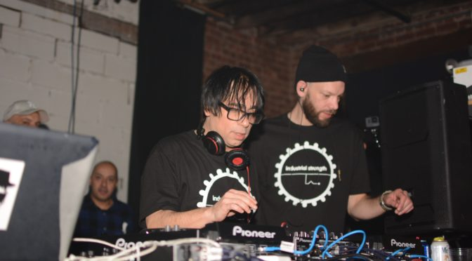 Pics from Hard Electronic: Industrial Strength Records 25th Anniversary