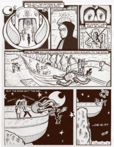 Deadly Buda Rave Comics Part 2 page 3