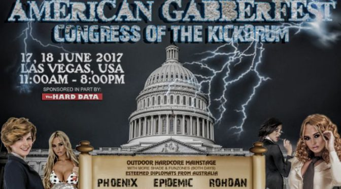 The Great American Gabberfest: Congress of the Kickdrum